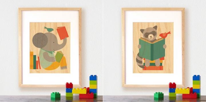 pinturas para dormitorios infantiles
