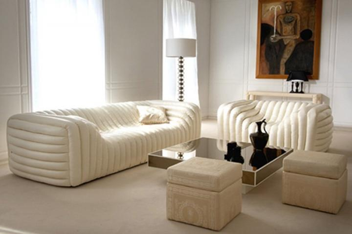Bubble Sofa de Versace