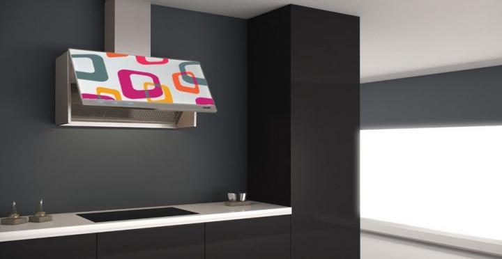 Decoracion de cocinas - Cocinas con campanas decorativas ...