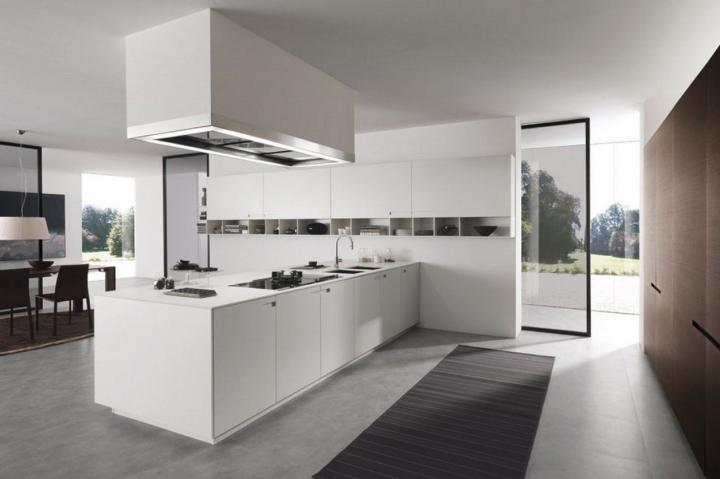 Decoracion de cocinas for Imagenes de cocinas minimalistas