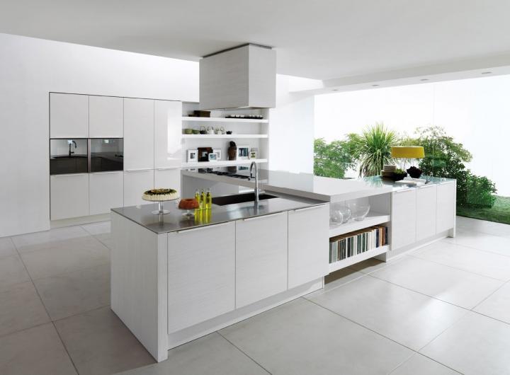 Decoracion de cocinas - Decoracion cocinas blancas ...