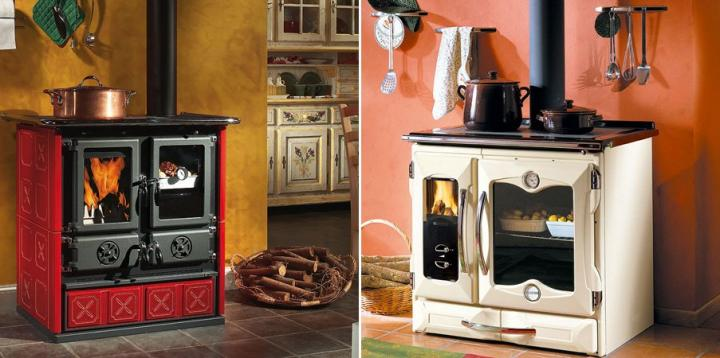 Decoracion de cocinas for Cocinas de fundicion a lena