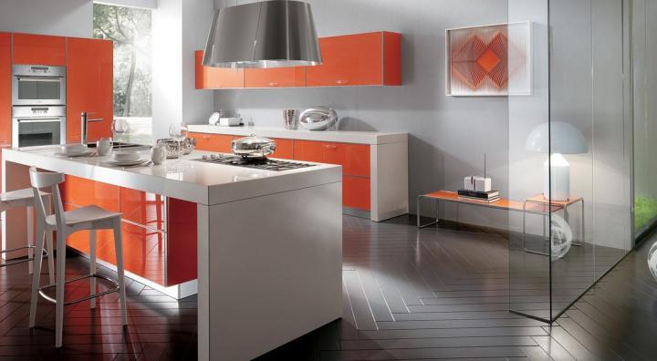 Decoracion de cocinas for Decoracion para cocinas modernas