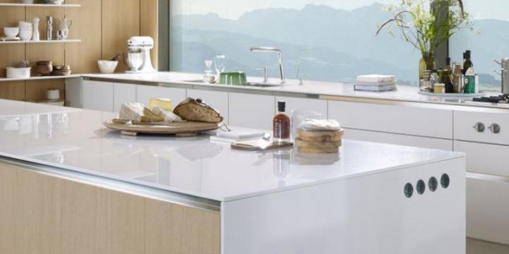 cocinas modernas con muebles sin tiradores de siematic with cocinas modernas italianas - Cocinas Modernas Italianas