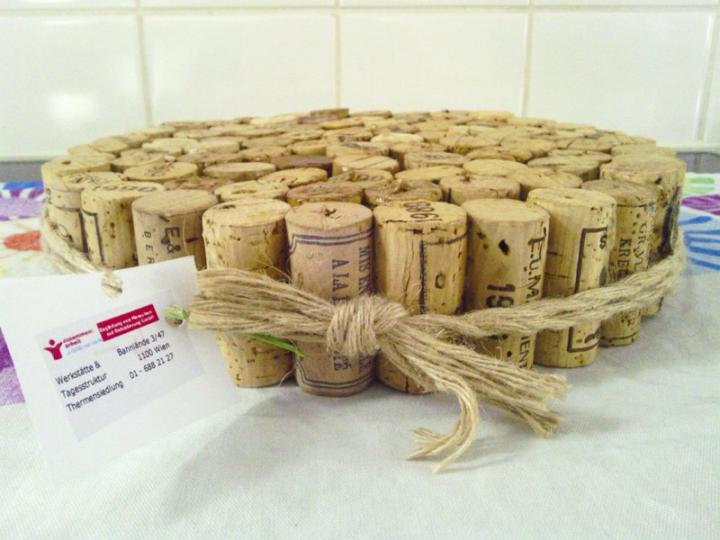 Ideas to recycle wine corks