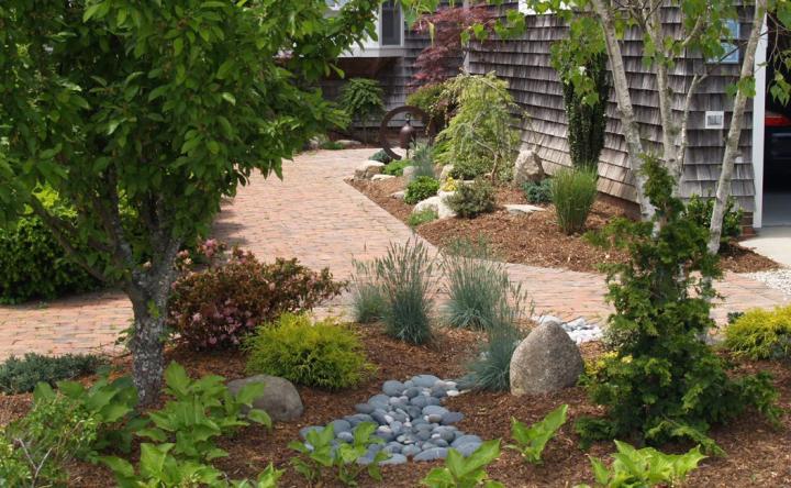 Jardines y terrazas for Decoracion de jardines pequenos exteriores