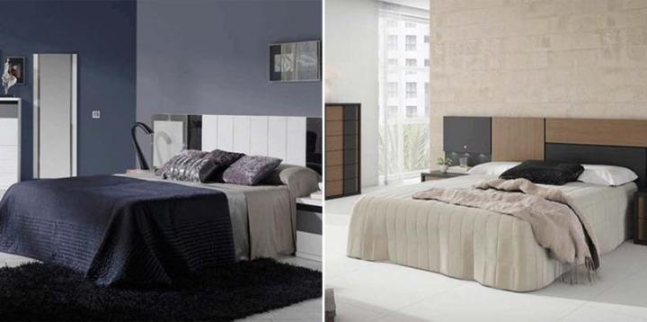 Muebles - Dormitorios principales modernos ...