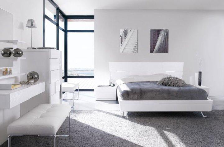 Habitaciones de la firma gautier for Habitaciones en tonos grises