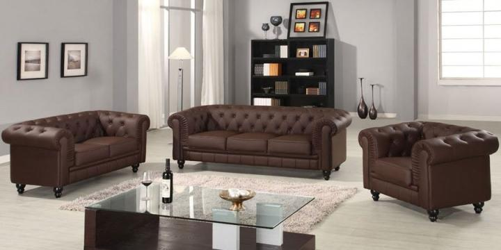 Dise o for Sofas chesterfield baratos