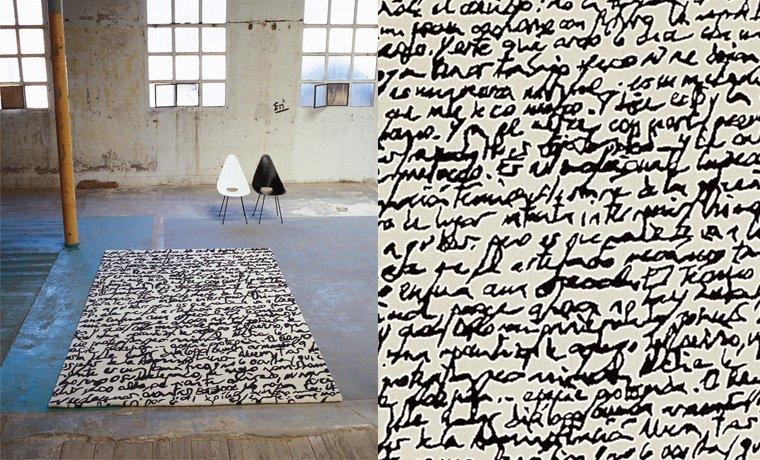 Alfombras en blanco y negro de nanimarquina - Nani marquina alfombras ...