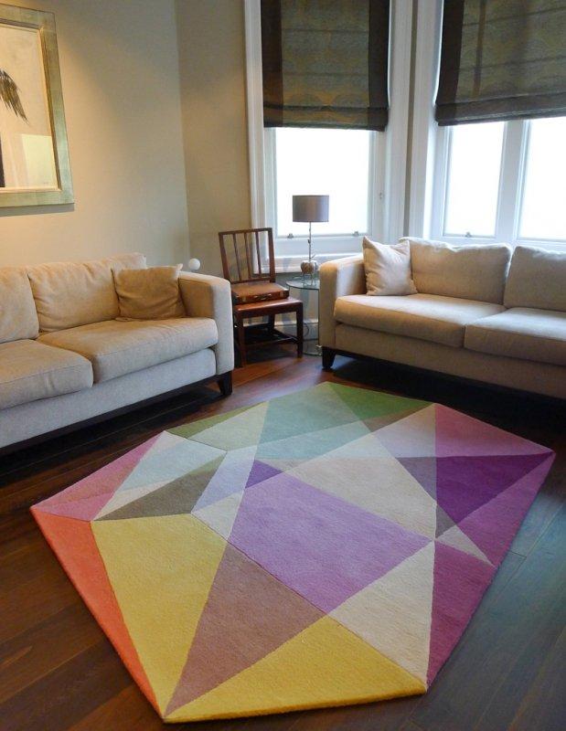 coloridas alfombras de sonya winner alfombras coloridas