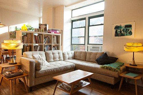 Decoraci N De Estilo Contempor Neo Y Vintage Apartamento