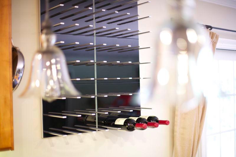 Botellero de vino de dise o stact botellero de vino de dise o - Botelleros de diseno ...