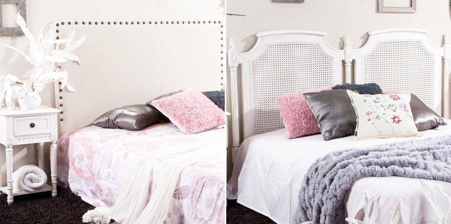 Muebles para un dormitorio rom ntico - Camas estilo romantico ...
