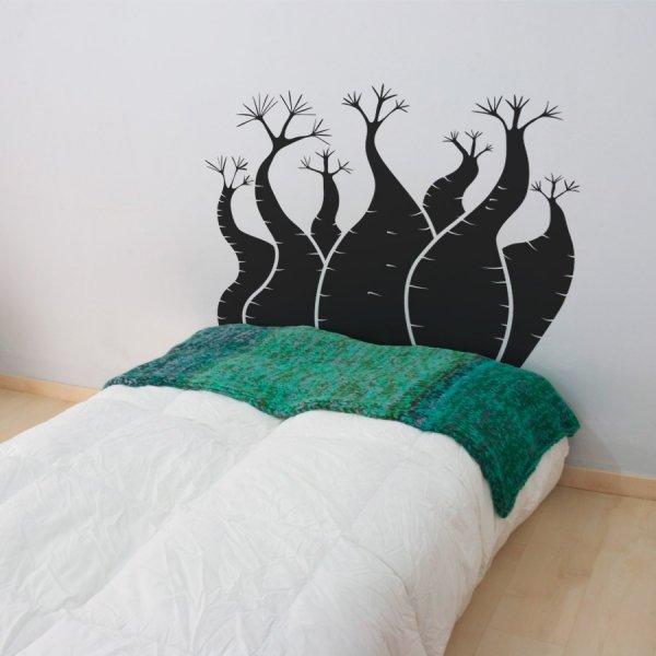 Cabeceros de cama en vinilo Vinilo cabecero cama