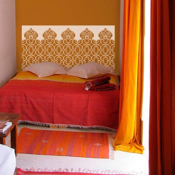 Cabeceros de cama en vinilo - Vinilo cabecero cama ...