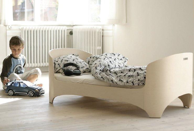 Originales camas para habitaciones infantiles - Sofas cama infantiles ...