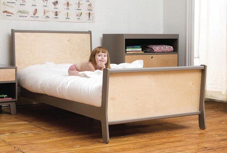 Originales camas para habitaciones infantiles for Habitaciones infantiles con cama grande