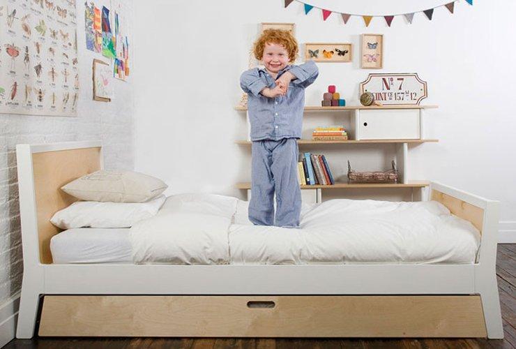 Originales camas para habitaciones infantiles - Habitaciones infantiles 2 camas ...