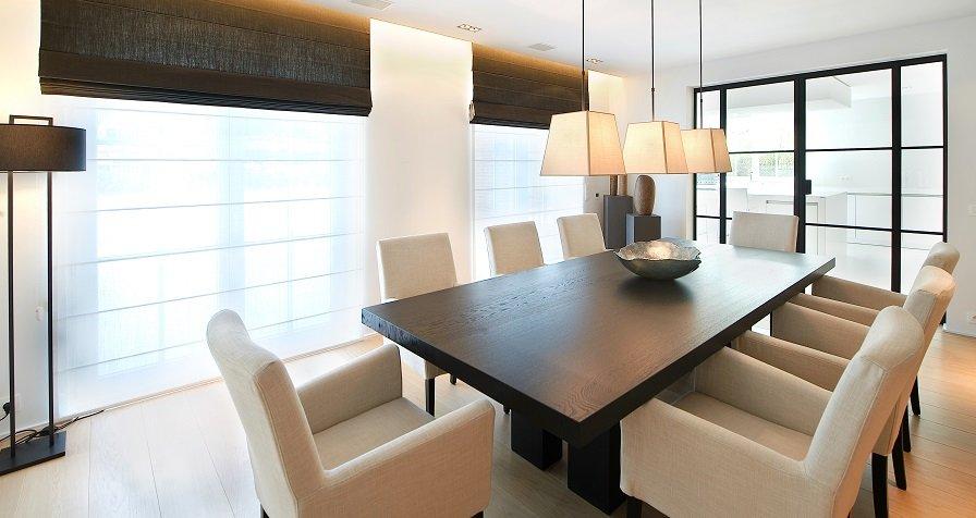 Claves para iluminar un salón comedor. BricoDecoracion.com