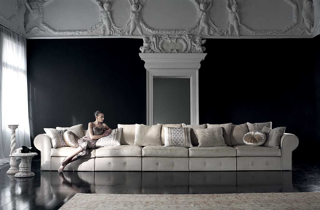Baños Estilo Barroco: del salón para lograr un ambiente barroco actual estupendo