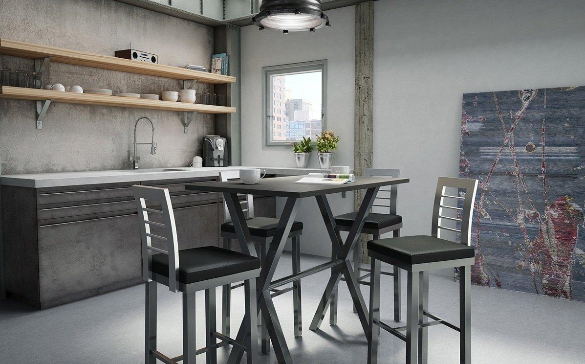 Materiales para la cocina for Muebles en acero inoxidable bogota