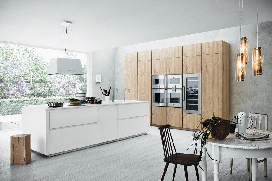 Materiales para la cocina - Cocinas nordicas ...