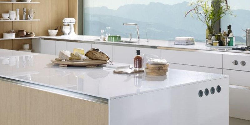 Fotos de muebles de cocina modernos imagui - Cocinas sin tiradores ...