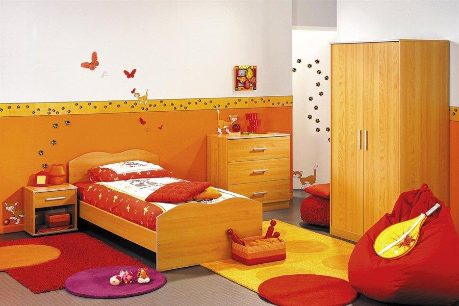 El color en las habitaciones. BricoDecoracion.com