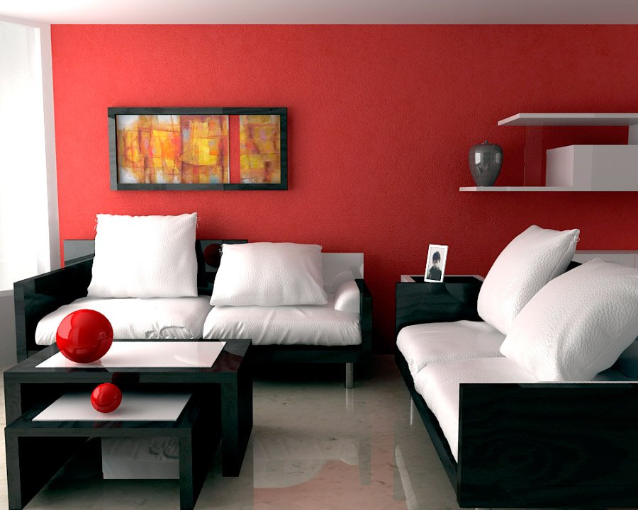 Como decorar un salón pequeño. BricoDecoracion.com