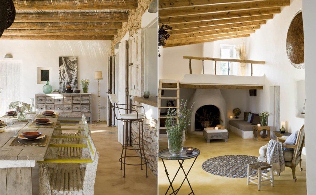 Peque a gu a para un estilo mediterr neo - Muebles estilo mediterraneo ...