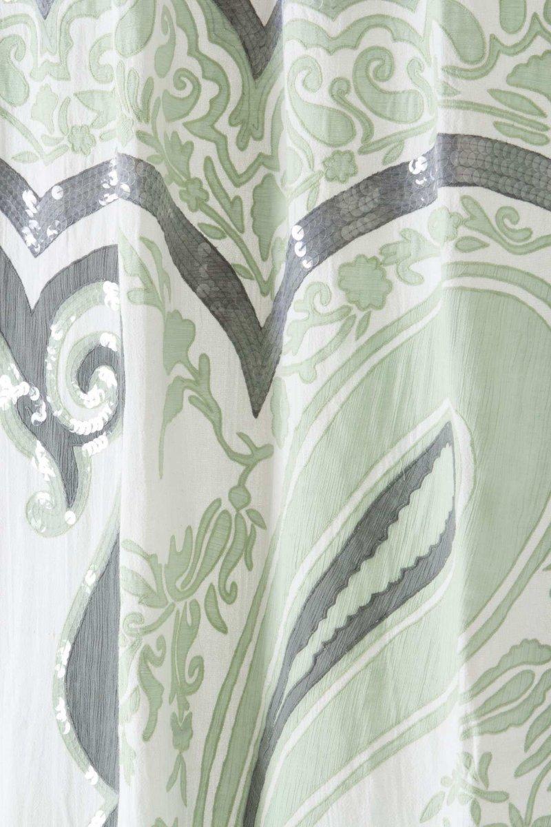 Cortinas De Baño Puerto Rico:Cortinas de ducha para un baño de estilo romántico BricoDecoracion