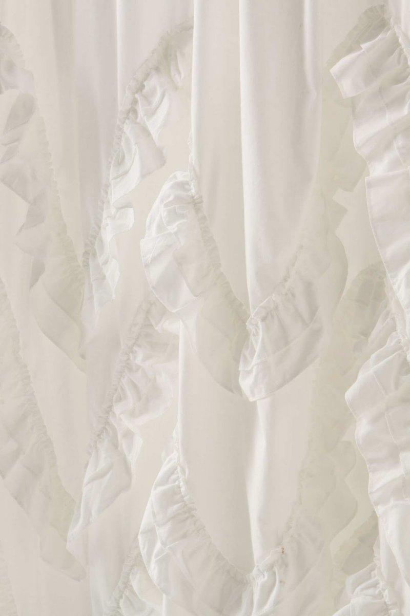 Cortinas De Baño Puerto Rico:Cortinas de ducha para un cuarto de baño romántico Cortinas de