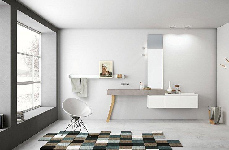 Cuartos de baño modernos de Altamarea. BricoDecoracion.com