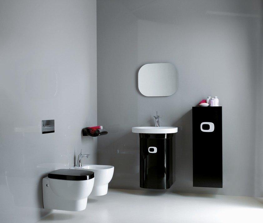 Baño Moderno Pequeno:Baños modernos Laufen Cuartos de baño pequeños modernos Laufen