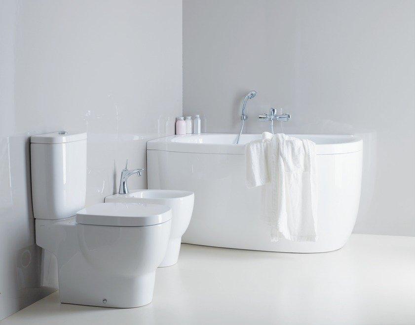 Cuartos de ba o peque os modernos laufen - Vasca piccola da bagno ...