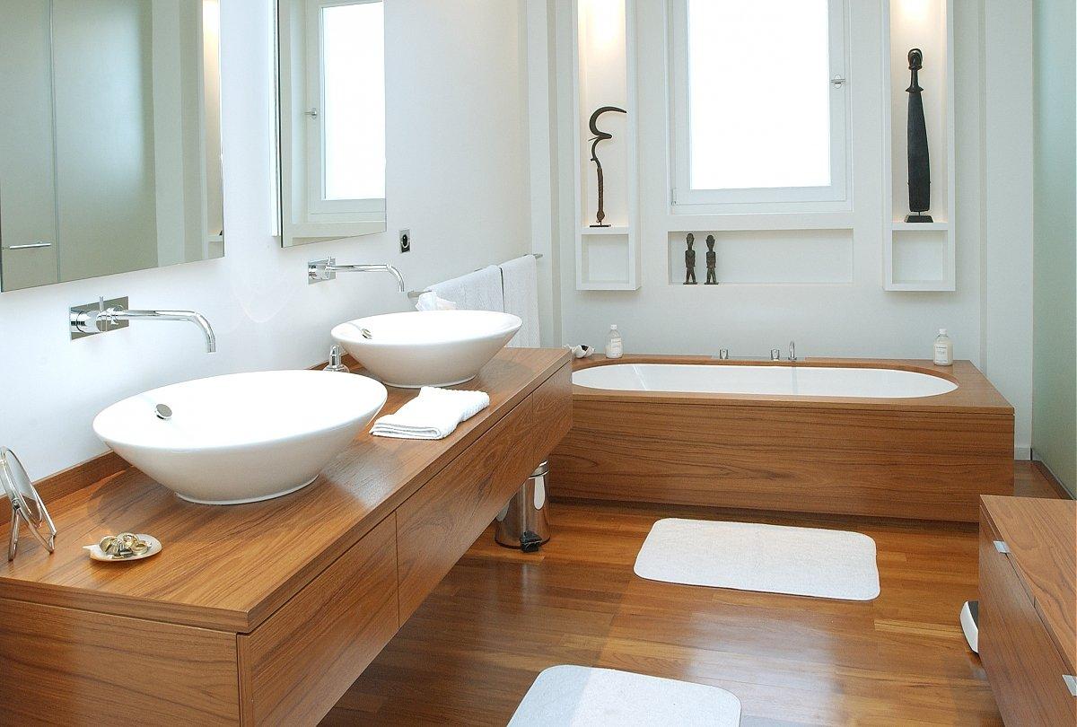 Cuartos de baño ecológicos. BricoDecoracion.com