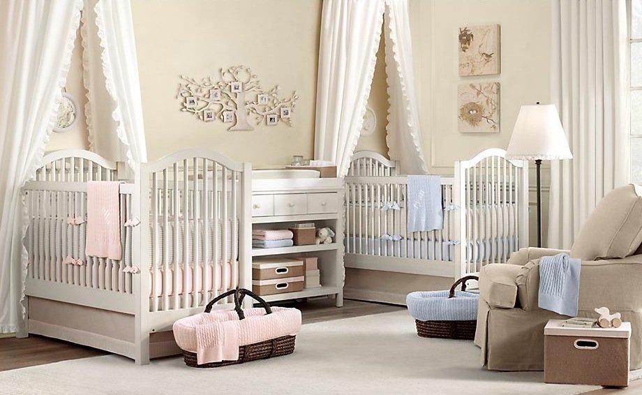 Consejos para la decoraci n de una habitaci n de beb - Habitacion bebes decoracion ...