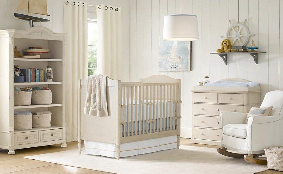 Consejos para la decoración de una habitación de bebé ...