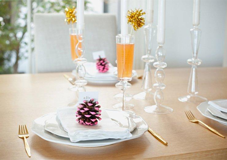 decoracin para tu mesa de navidad