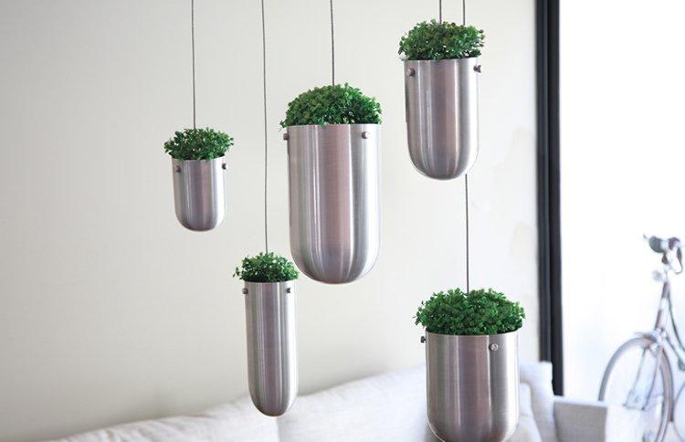 Decorar con plantas con la colecci n floating garden - Decoracion de plantas ...