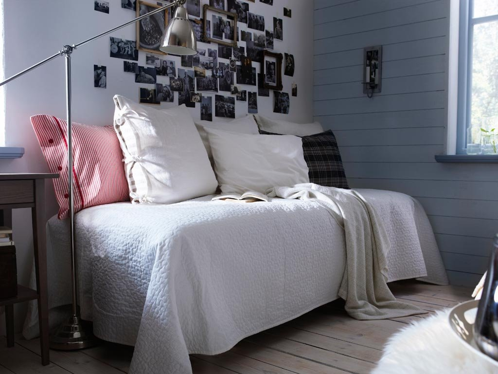 dormitorios ikea serie malm y serie hemnes