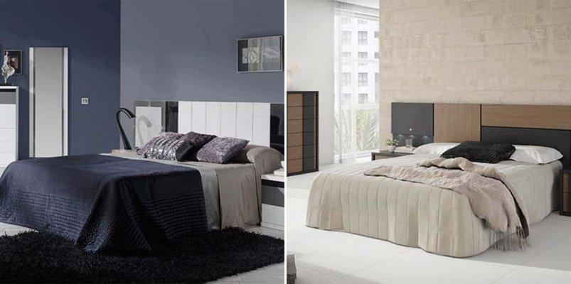 Habitaciones principales de la firma merkamueble for Decoracion de habitaciones sencillas
