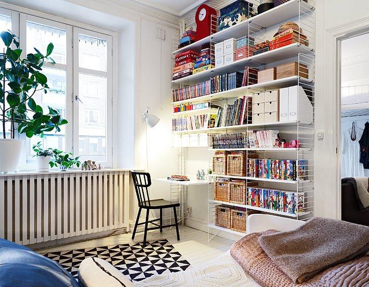 Inspiración de escritorios para habitaciones infantiles y ...