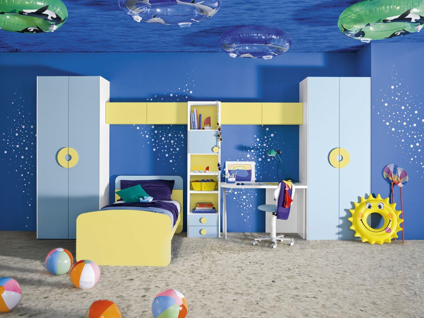 Habitaciones infantiles ni o imagui - Cuartos infantiles nino ...
