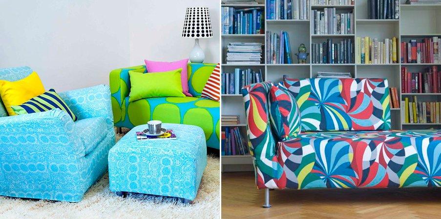 Fundas personalizadas para muebles ikea for Fundas de sillas ikea
