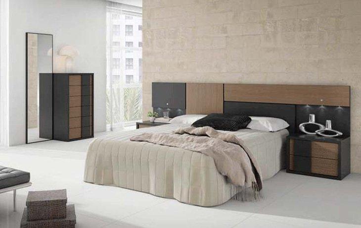 Habitaciones principales de la firma merkamueble - Dormitorios en merkamueble ...