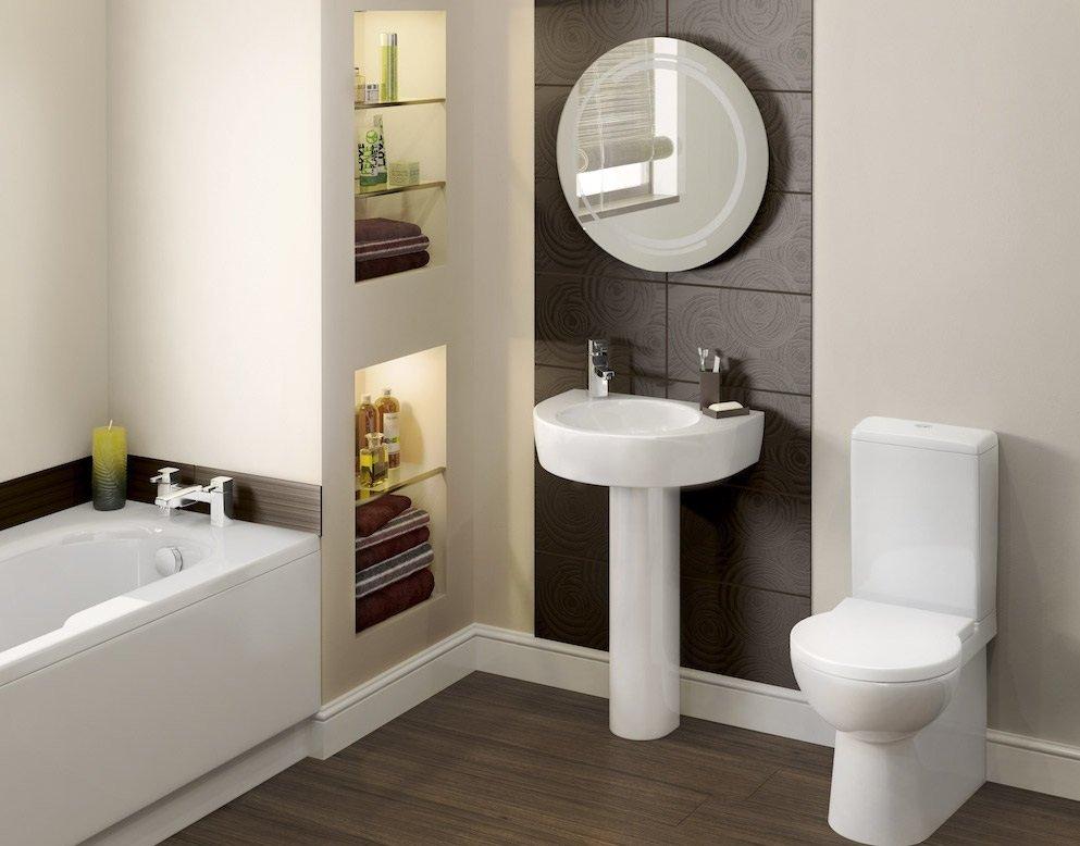 Grifería Roca para el cuarto de baño. BricoDecoracion.com