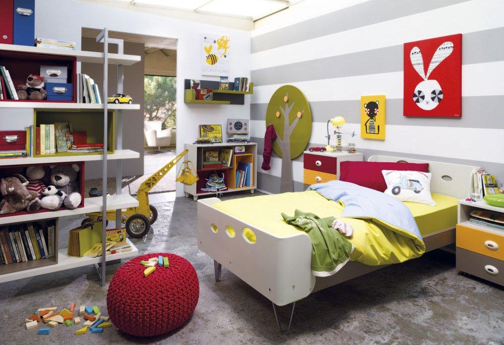 Habitaciones infantiles urban chic en el corte ingl s for Muebles urban chic