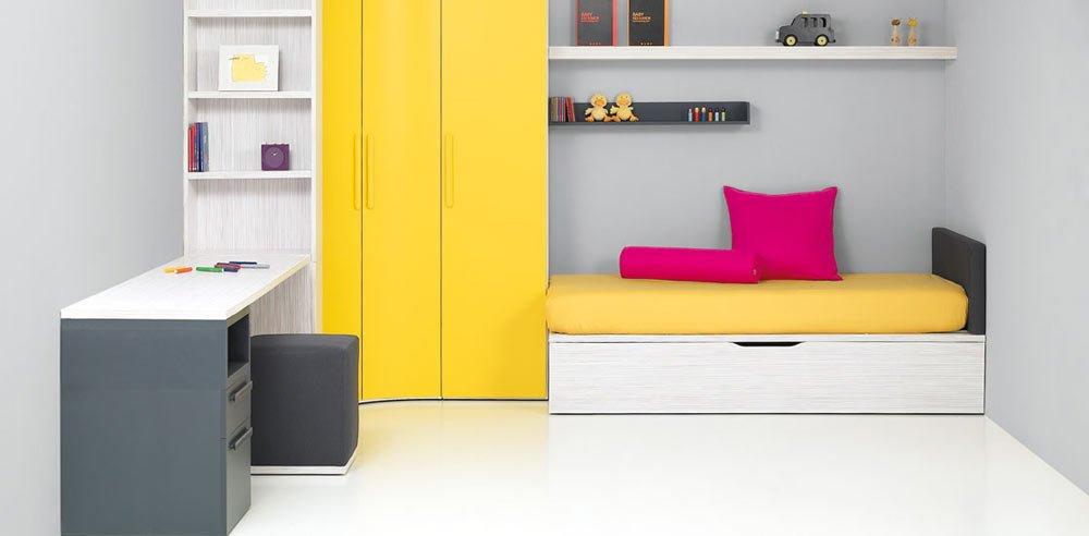 Habitaciones juveniles de la firma kiona - Habitaciones juveniles con estilo ...